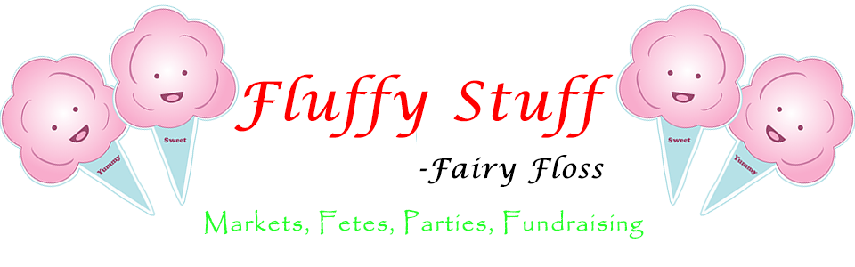 Fluffy Stuff – Fairy Floss